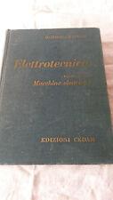 INGEGNERIA ELETTRICA - ELETTROTECNICA -VOLUME SECONDO-  Olivieri e Ravelli