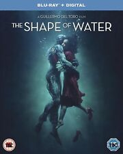 The Shape of Water Blu-ray Sally Hawkins Michael Shannon 5039036083102