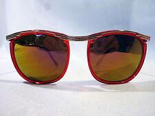 Vintage Girard Eurosport Red Ladies Sunglasses Frame New/Old Stock