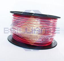BATTERY STARTER CABLE 6 B&S 6B&S RED 30M 103 AMP 6BS B S AUTO TYCAB WIRE 12V