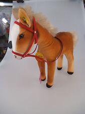 Steiff Pferd 3770/22 Trevirasamt komplett mit KFS 1976 - 1978 (468)