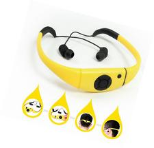 Tayogo 2014 upgraded étanche Mp3 casque lecteur de musique, mémoire 8gb hi-fi stero