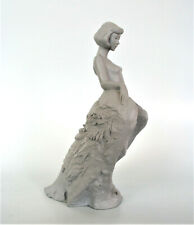 Phoenix Woman Figurine Author's Sculpture Collectible Figure Artificial Marble