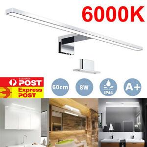 LED Spiegel-Leuchte Schminklicht Badlampe Bilder-Lampe 230V Schrank-Beleuchtung