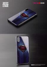 DC Comics Justice League Superman S Symbol iPhone X Protective Cover Case