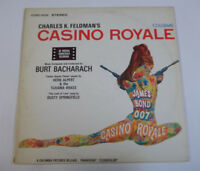 Casino Royale James Bond Vinyl (Burt Bacharach) 1967 COSO-5005 Stereo Colgems VG
