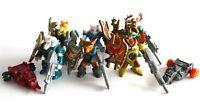 Japan Takara Transformers Battle Laser Beasts Shield Battler 6 Vintage Figures