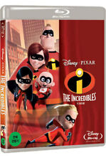 The Incredibles (2018, Blu-ray)