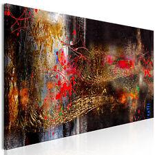 Astratto muro immagini XXL immagini su tessuto non tessuto tela tela a-a-0744-b-...
