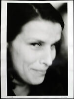 DDR-Fotografie 1989 Silbergelatine print Florian MERKEL (*1961 D), handsigniert