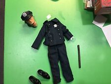 "Marvel 8"" Retro Mego Vintage Style Steve Rogers Captain America PoliceOutfit Kit"