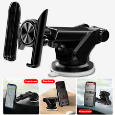 NEW Windshield Dashboard Car Gravity Sucker Mount Bracket Stand GPS Phone Holder