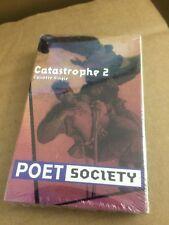 CATASTROPHE 2 POET SOCIETY FACTORY SEALED CASSETTE SINGLE C37