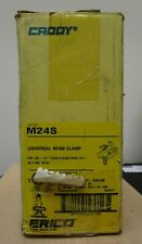 Caddy  M24S Universal Beam Clamp (45 pieces)  NEW-open box