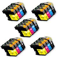 Inkjet Cartridges for LC203XL LC201 MFC-J5520DW MFC-J5620DW MFC-J5720DW J4420DW