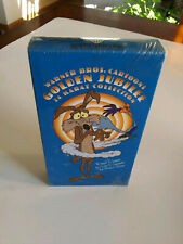 Road Runner vs Wile E Coyote the Classic Chase 1985 Warner Bros Cartoons Vhs New