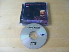 DVD AUDIO - STUDIO VOODOO : STUDIO VOODOO       *FREE UK P&P*