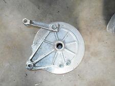 honda cb750k cb750 rear back brake panel hub drum plate shoes 1979 79 1980 81 82