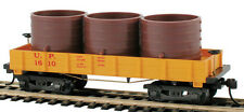 HO UP  36' WATER CAR 1860  OLD TIME MANTUA  #723003 WATER CAR UNION PACIFIC NOB