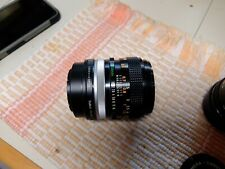 Canon 50mm f1.4 S.S.C. 1978 lens w sony e mount adapter 42 yr old vintage