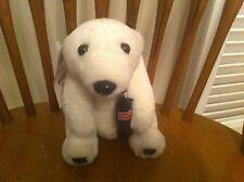 vintage Play-By-Play Toys brand Coca-Cola polar bear plush 1993 Coke Soda Teddy