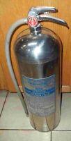 VINTAGE 1978/1960  REUSEABLE GENERAL FIRE EXTINGUISHER WS/LS-900
