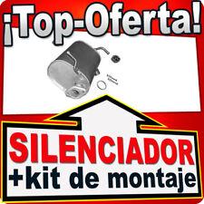 Silenciador Trasero SUZUKI JIMNY 1.3 80/83/86HP 4x2 4x4 10.98-07.04 Escape XYR