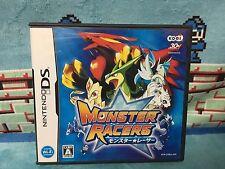 Monster Racers Nintendo DS Japan