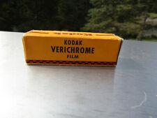 Kodak Verichrome  V 124  Exp 1955 In Box  Sealed NOS