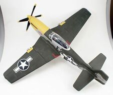 """1/18 21st Century Ultimate Soldier XD US WWII P-51D Mustang  """"Lou IV"""" #10100"""