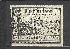 3167-100 ESCUELAS MEDIAS DE PESCA FISCAL CLAVE.MARINA