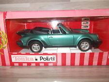 Tonka Polistil 1/16 - Porsche 911 Turbo Cabriolet