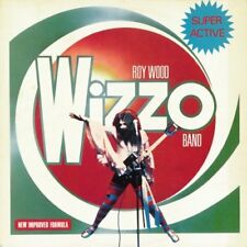 Roy Wood Wizzo Band Super Active Wizzo Original Recording Remastered w/Tracking#