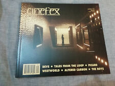 CINEFEX 171 US DERNIER NUMERO SORTI EN 2020 1ER REVUE AMERICAINE SUR LES FX