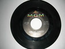 Pop 45 Connie Francis - Spanish Nights And You / Games That Lovers Play VG 1966