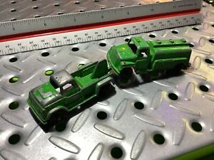 1970 Tootsie Toy Tanker And Tow Truck Lot 2
