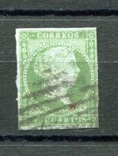 1855.ESPAÑA.EDIFIL 39 (oder) .usado.firmado CAJAL.CAT.200€