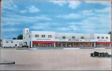 1950s Hempstead, Long Island, New York Postcard: John A Schwarz Furniture/Carpet