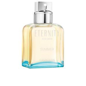Eternity Summer 2019 By Calvin Klein Tster 3.3/3.4oz.EdT Spray for Men New