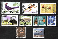 Zambia ... Magnificent stamp collection .. 2953