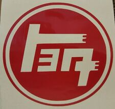Toyota TEQ Vintage Retro JDM Vinyl Decal Sticker LOGO gt86 frs buy 2 get 1 free