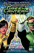 HAL JORDAN & GREEN LANTERN CORPS VOL #4 FRACTURE TPB Rebirth DC Comics #22-29 TP