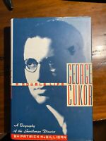 GEORGE CUKOR: A DOUBLE LIFE : Dec 1991 First edition By Patrick Mcgilligan