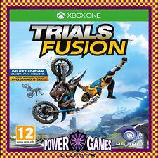 Trials Fusion (Microsoft Xbox One) Brand New