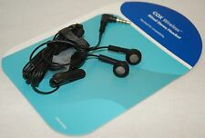 NEW Cox 3.5mm Wired Stereo Headset w/Mic EarBuds headphones iphone/ipad 4s 5s 6