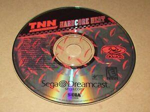 TNN Motorsports HardCore Heat (Game Only) Sega Dreamcast Fast Shipping