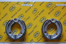 FRONT&REAR BRAKE SHOES HONDA NC NA 50 Express, 1976-1980 NC50 NA50