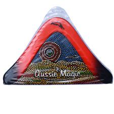 Flyingtoyz Aussie Magic Sport Boomerang - Red