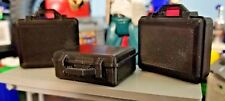 RC 1/10 Scale Black Large Pelican Brief Case Luggage Accessory Rock Crawler Doll