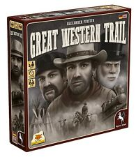 Great Western Trail Board Game - New